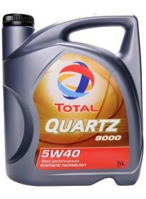 TOTAL Quartz 9000 5l