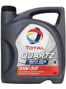TOTAL Quartz INEO 5W30