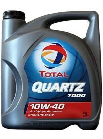 TOTAL Quartz 7000 Diesel  L/5