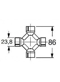 C. Homocinetica T4 23.8x86
